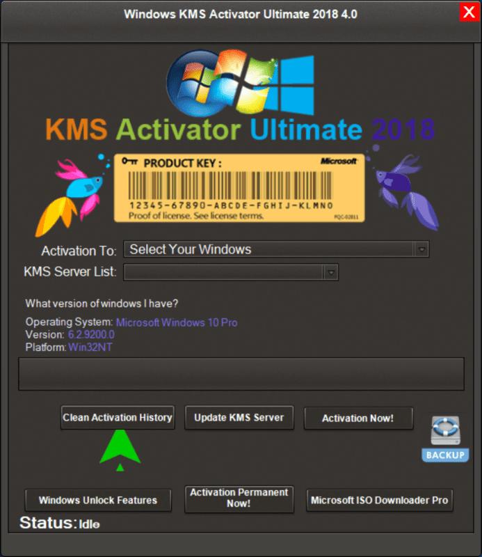 Mini-kms activator скачать.